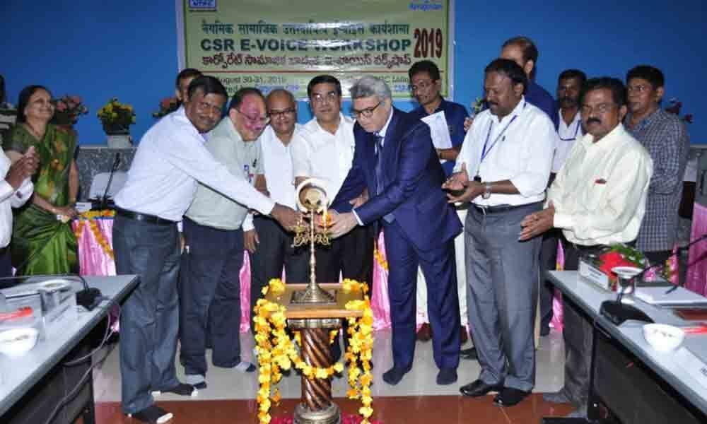 Ramagundam: Focus on companys growth, community development