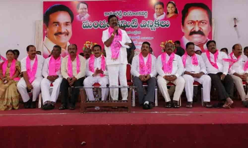 TRS is institutionally strong: MLA Govardhan