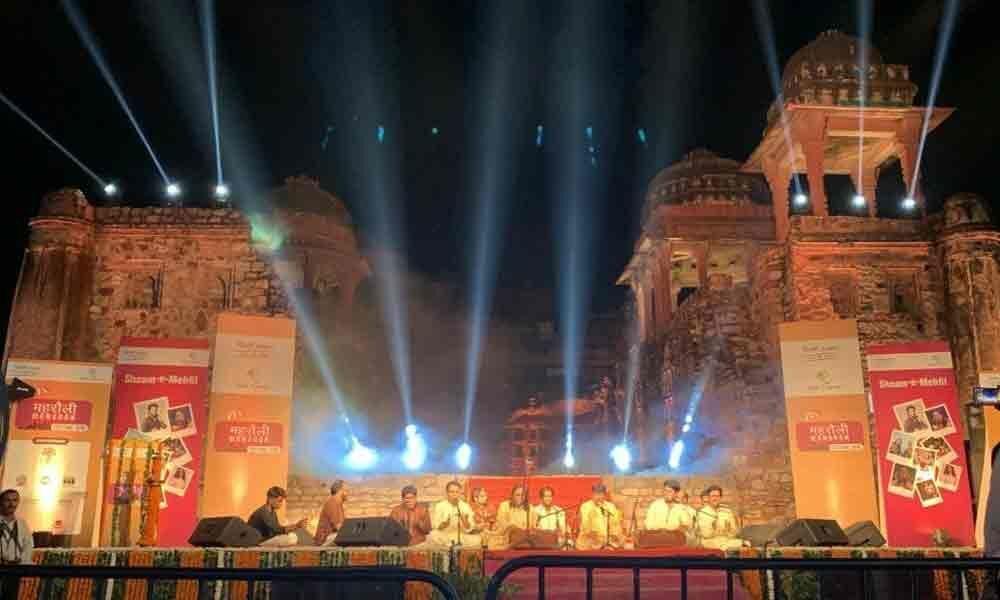 Sisodia inaugurates three-day Mehrauli Monsoon Festival