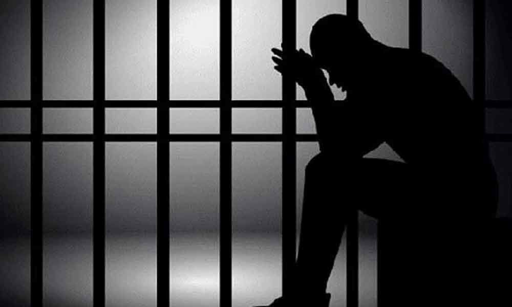 Former cop sentenced for three years rigorous imprisonment