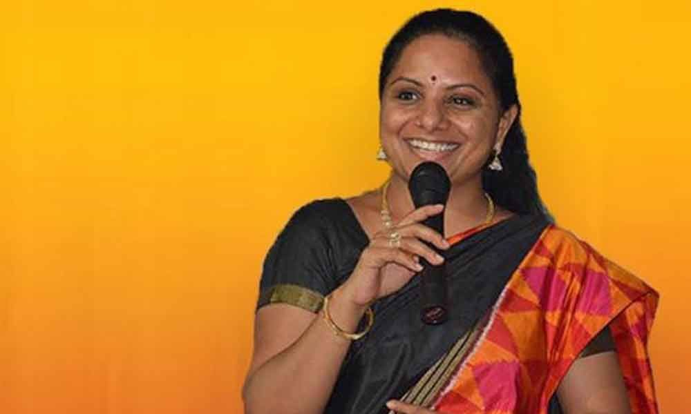 Kavitha invited to Commonwealth conference