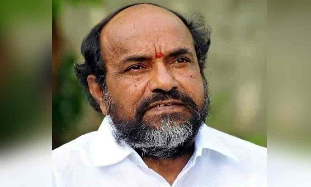 Krishnaiah demands increase in BC budget allocation