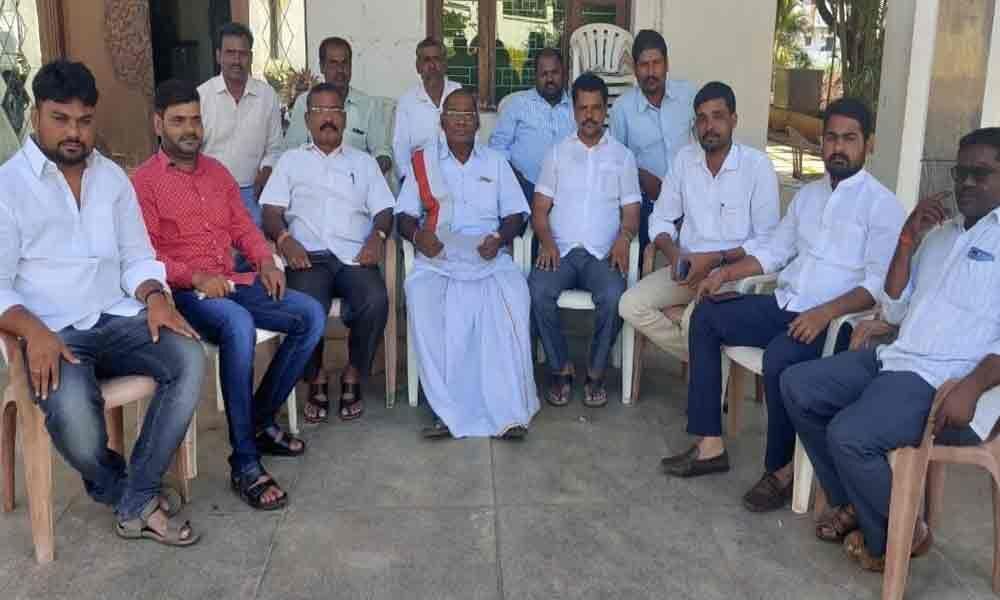 Chityal flays MLA for remarks on Jala Sadhana