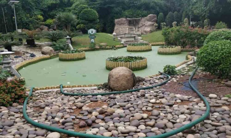 Banjara Hills: Anything but a Japanese Park
