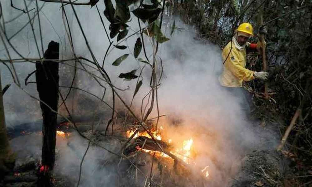 Brazil says it is successfully controlling fires in Amazon