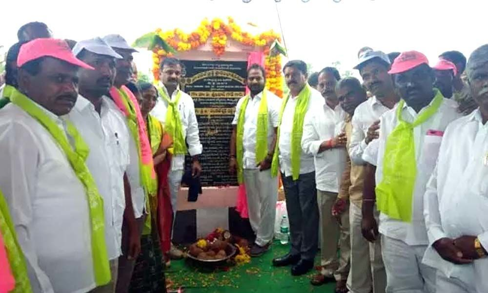 High-level bridge inaugurated at Mahbubnagar