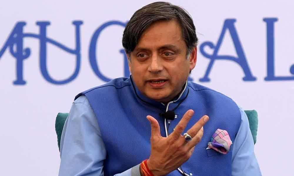 Tharoor spent 3 nights in Dubai with Pak journalist