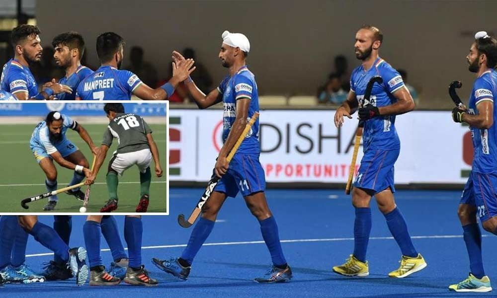 FIH mulling to have India, Pakistan play home and away ties in Europe