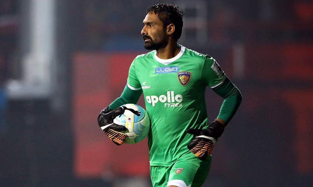 Karanjit extends stay at CFC; to be goalkeeper-cum-goalkeeping coach