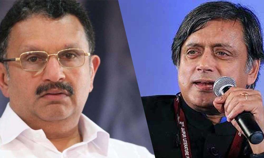 Not Oxford English, but anti-Modi stand helped Shashi Tharoor win: Kerala MP Muraleedharan