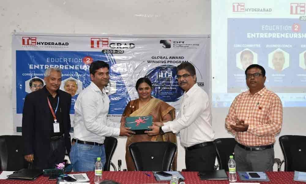 TiE Grad programme to help entrepreneurs in Warangal