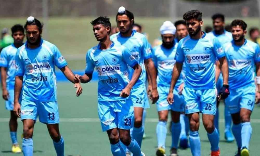 Hockey India names 33 probables for senior mens national camp