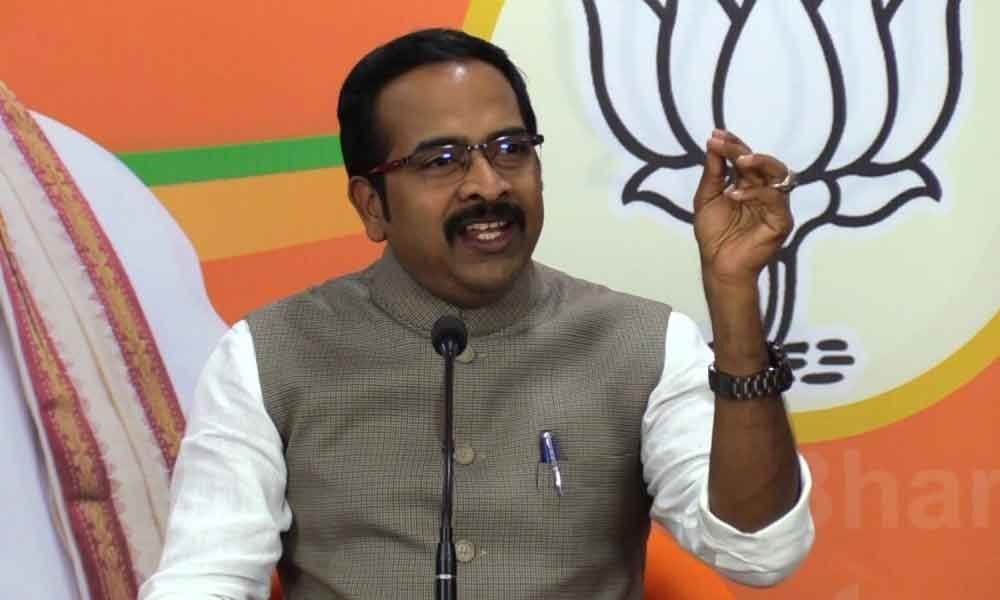 BJP raises demand for taking up of NRC in Telangana State