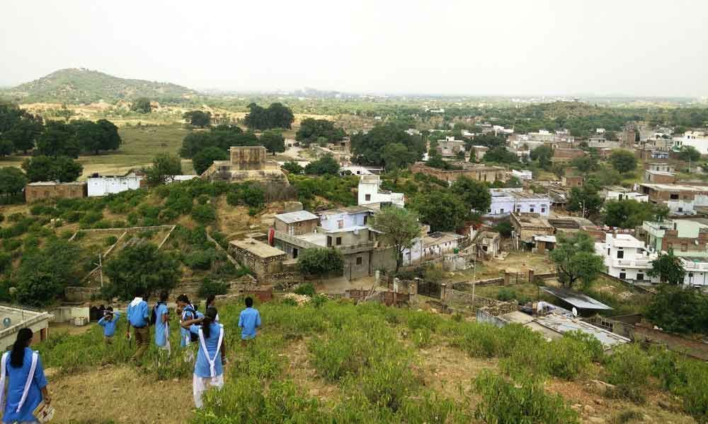 KCR unveils action plan for Telangana villages