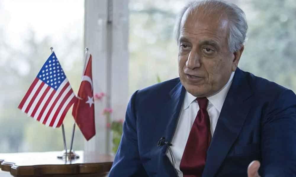 US, Taliban on threshold of an agreement: Khalilzad