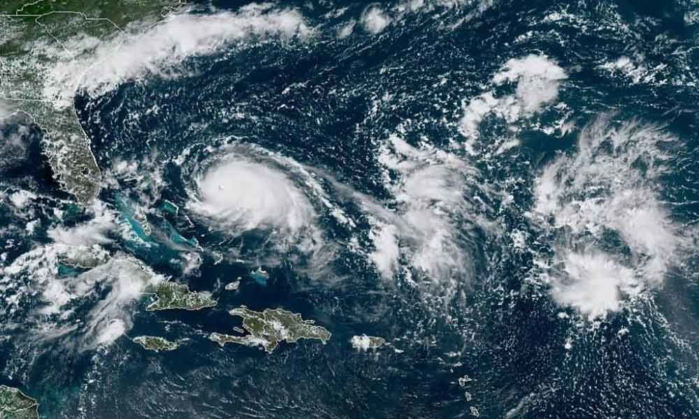 Florida, Bahamas on alert for Hurricane Dorian