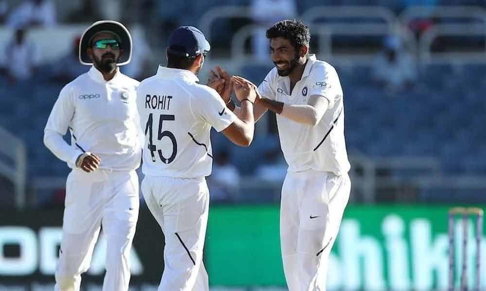 Cricket fraternity applauds Jasprit Bumrahs maiden Test hat-trick