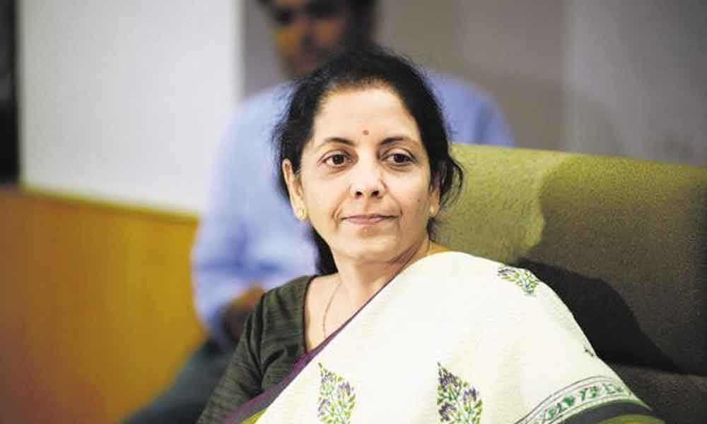 Government making all out effort to tackle economic situation: Nirmala Sitharaman