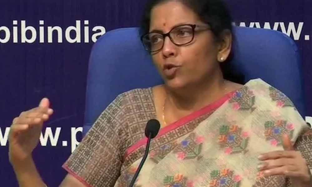There will not be single job loss due to merger of banks: Finance Minister
