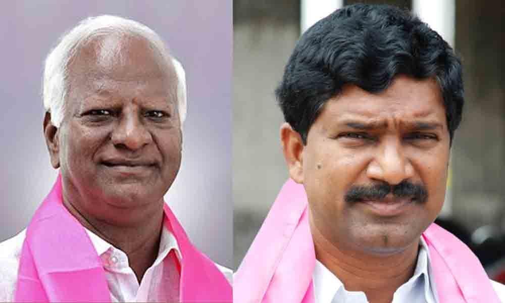 Warangal: Srihari-Rajaiah rivalry to fore again?