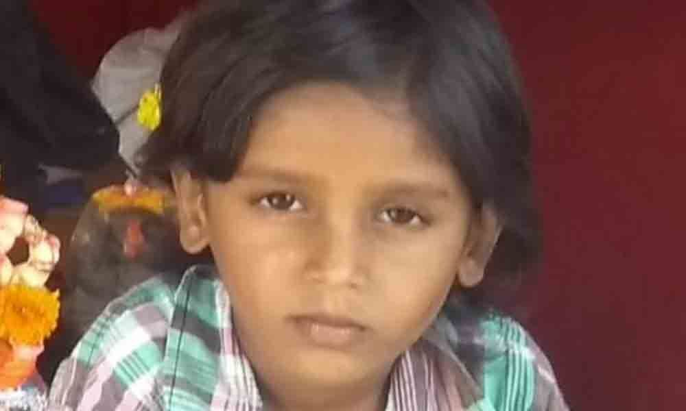 6-year-old boy missing in Warangal