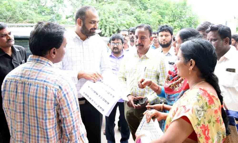 Voters survey launched in Khammam