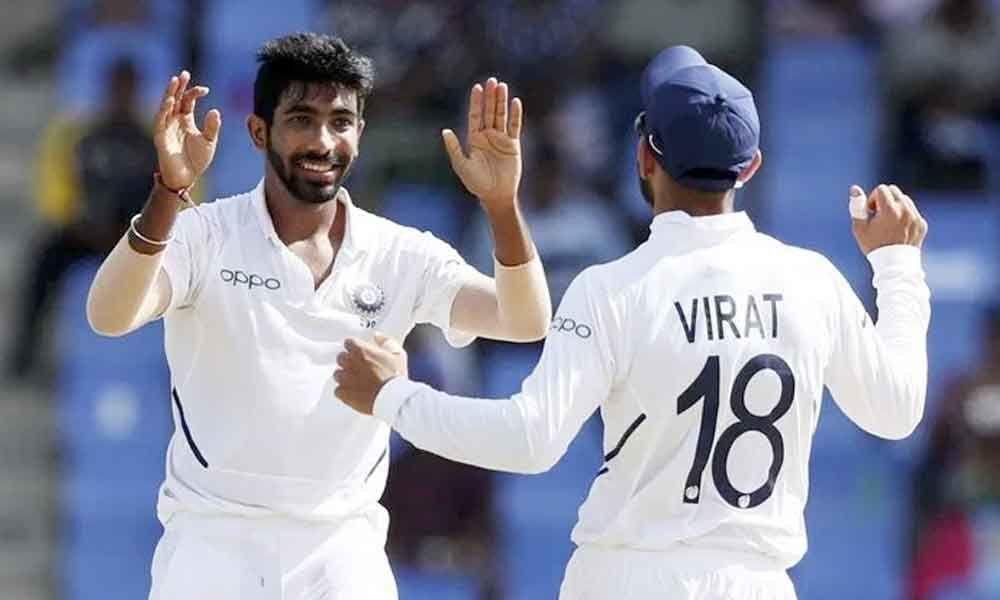 Owe my feat to captain: Bumrah tells Kohli