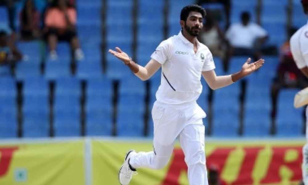 Bumrah finishes with 6/27 as India bowl out WI for 117