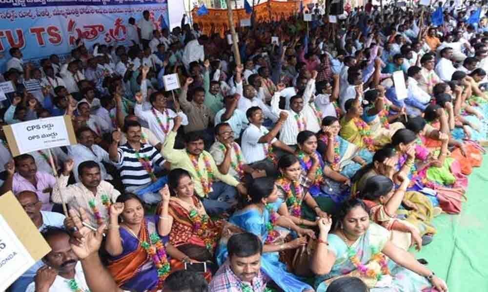 Thousands take part in Nalgonda