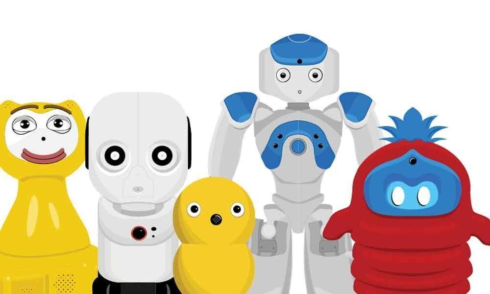 When robots make their way to classrooms