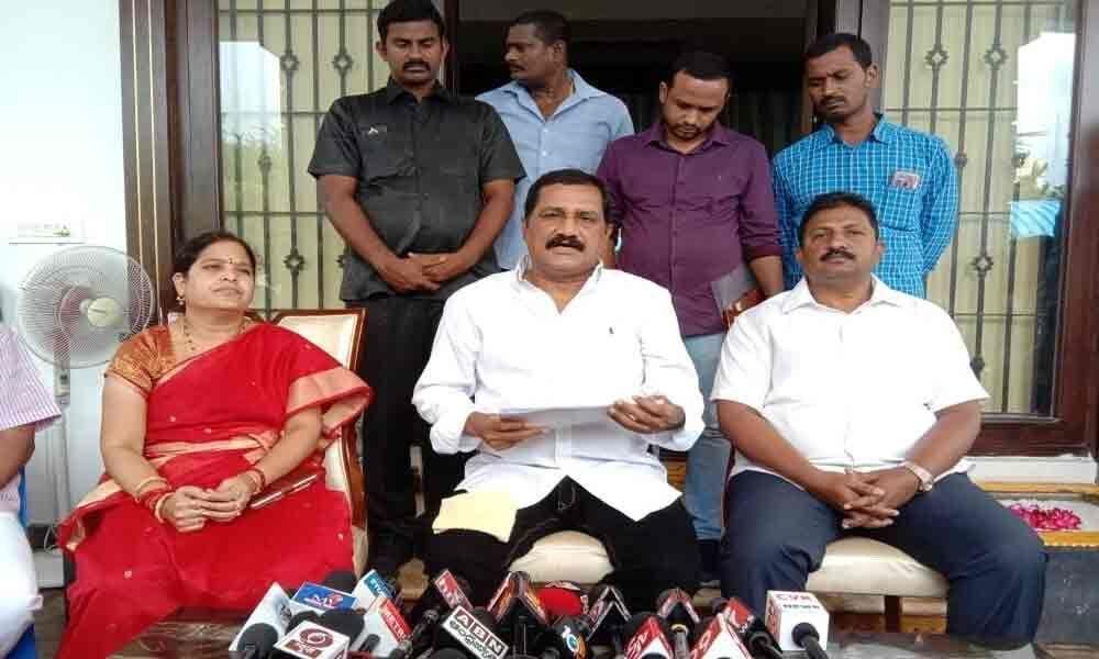 Government deliberately creating confusion over capital Amaravati