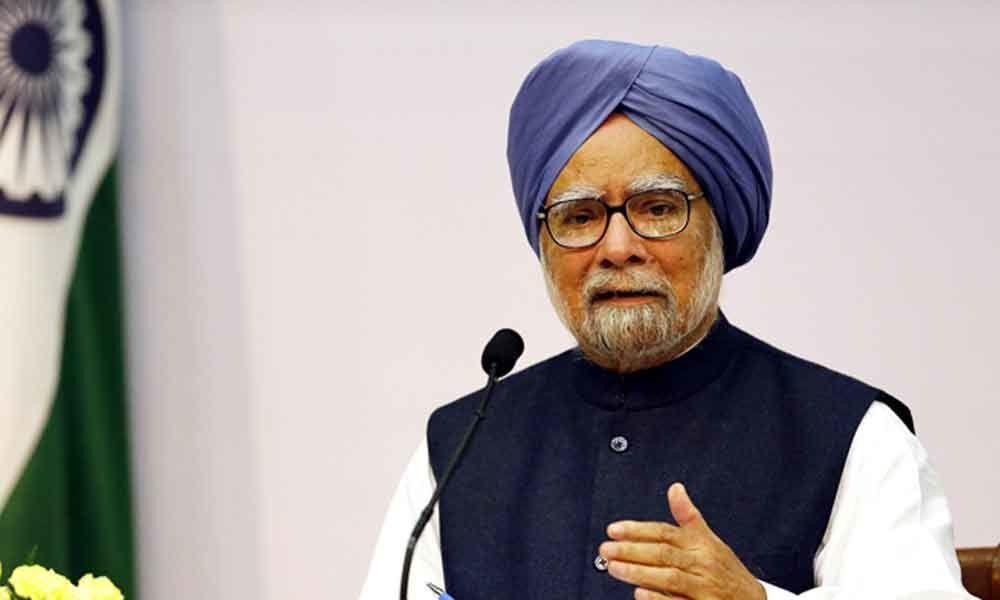 Economy in bad shape: Manmohan