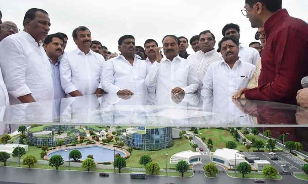 Stone laid for 250-cr stent-making unit