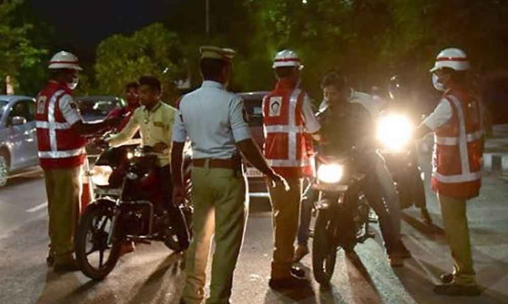 Hyderabad: 216 people sent to jail in drunk driving