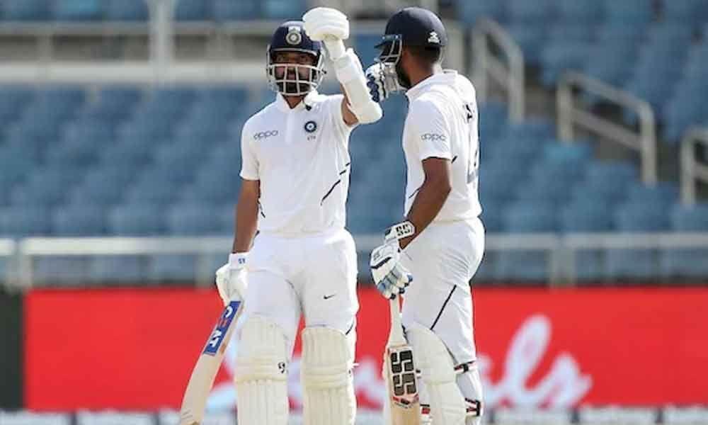 2nd Test: Hanuma Vihari, Ajinkya Rahane Take India Closer To Series Sweep
