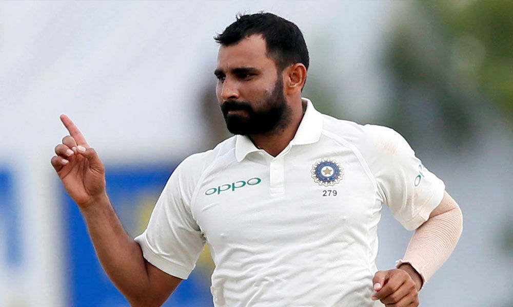 No action against Shami till we see charge sheet: BCCI