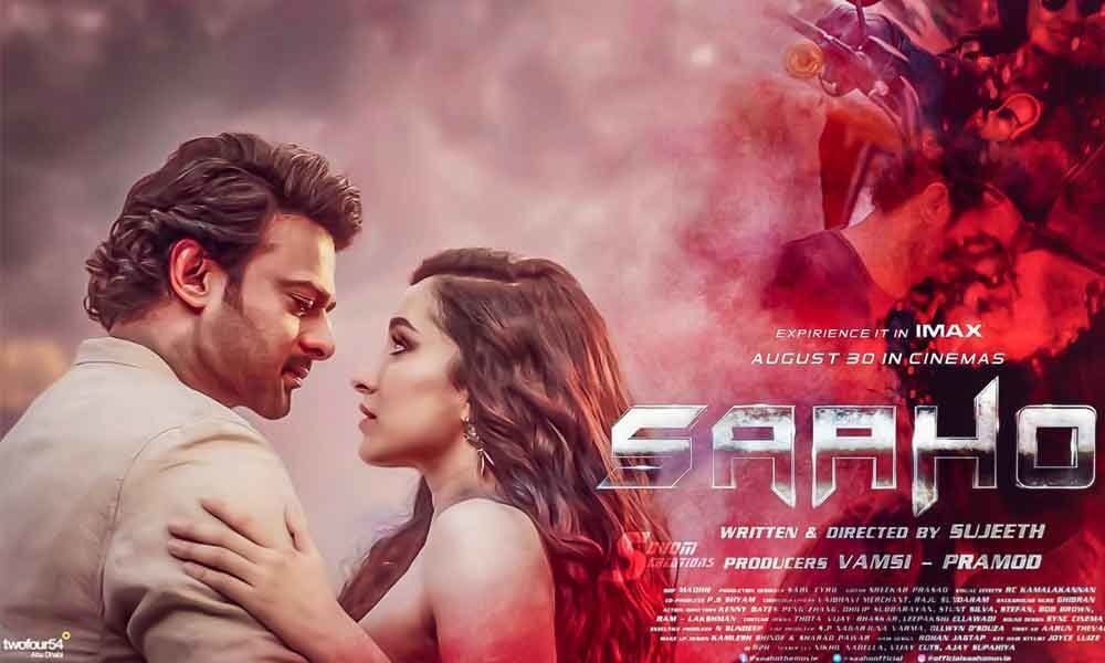 Saaho Latest Box Office Collections Report
