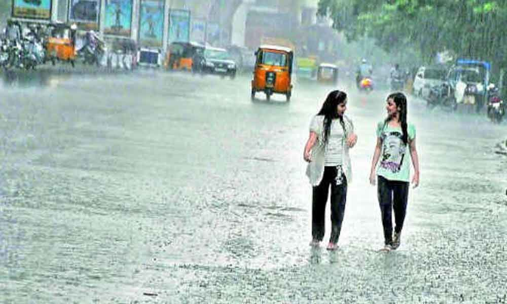 IMD Extends Alert: Rains to continue in Hyderabad and parts of Telangana till Thursday