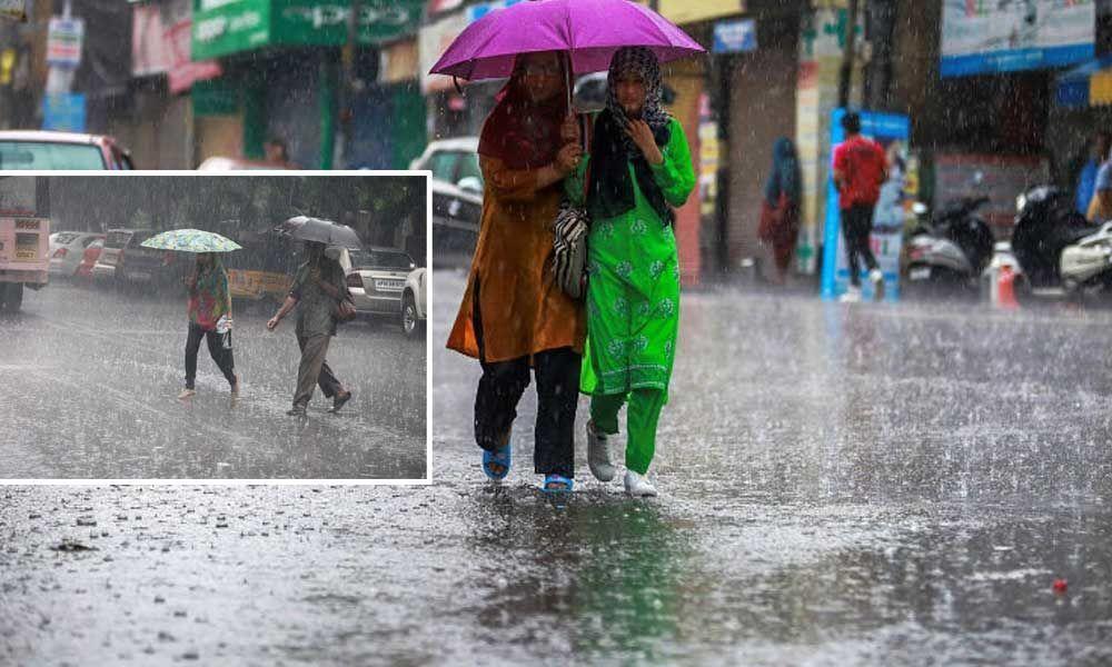 Parts of Himachal get light rain as monsoon weakens