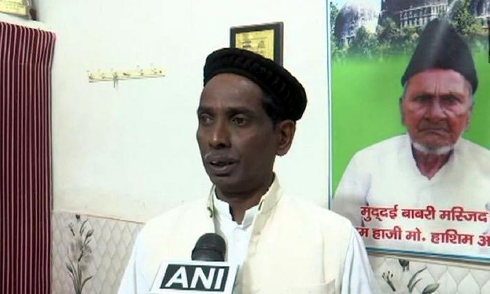 Babri Masjid litigant Iqbal Ansari attacked in his house