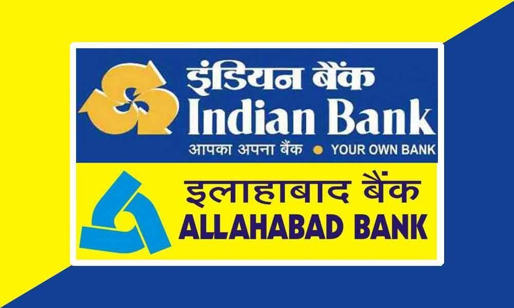 Indian Bank, Allahabad Bank to merge by March 31