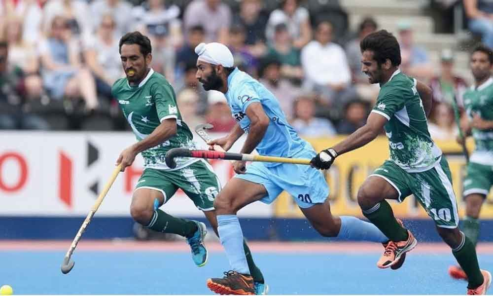 No plans to have Indo-Pak Olympic qualifier in Europe if drawn each other