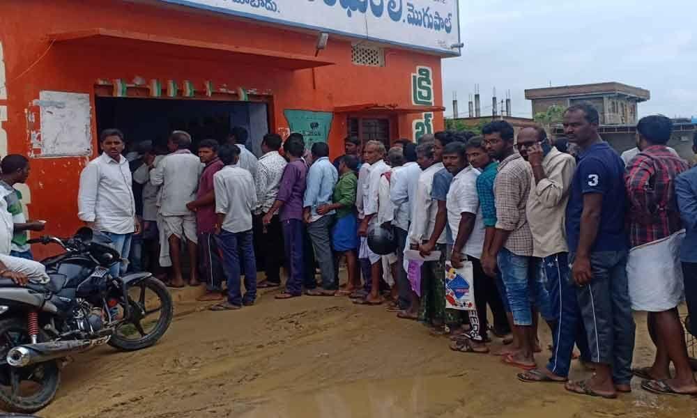 Urea problem plaguing Nizamabad, Kamareddy farmers