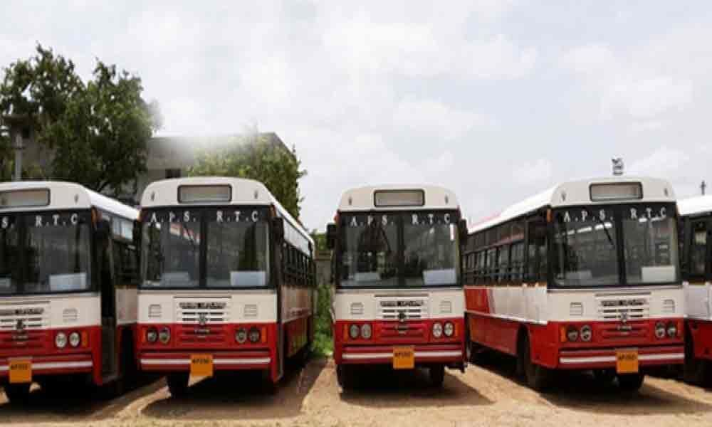 RTC employees serve strike notice on government