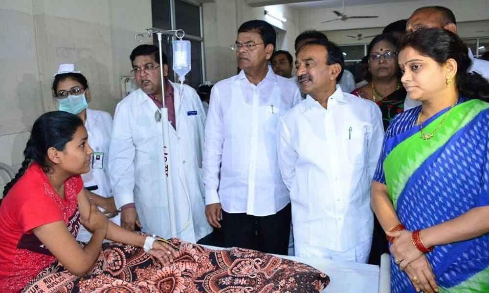 Dengue rise rattles Telangana State