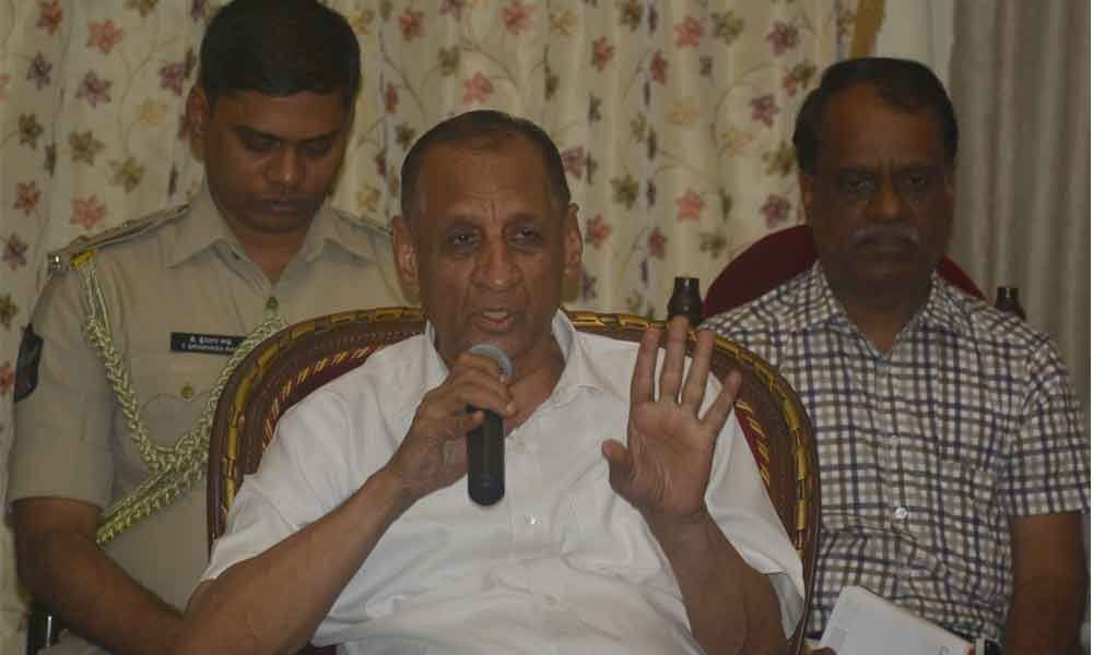 Narasimhan prefers to be priest than a politician