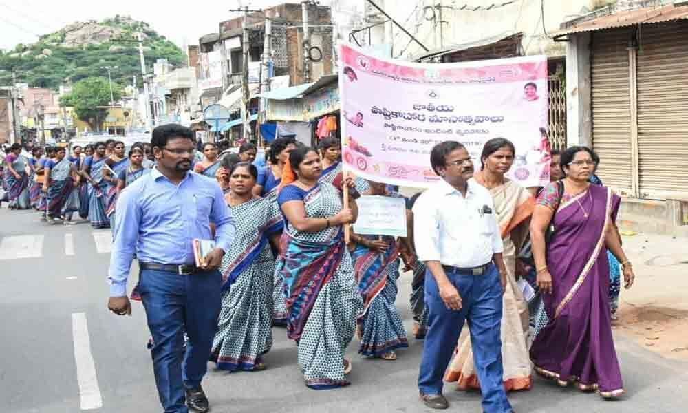 Centre to combat malnutrition in a big way in Tirupati