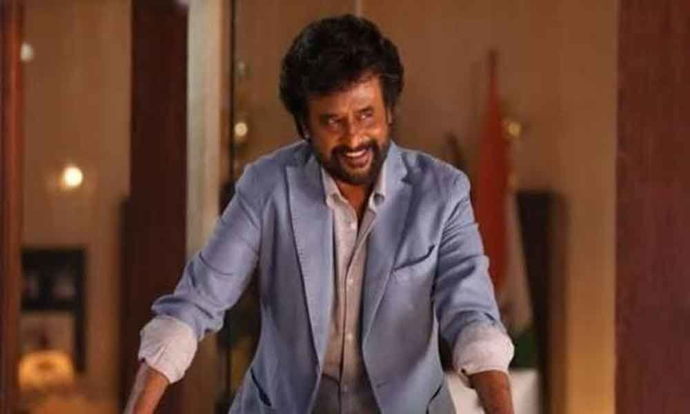 Rajini gears up for the last schedule of Darbar