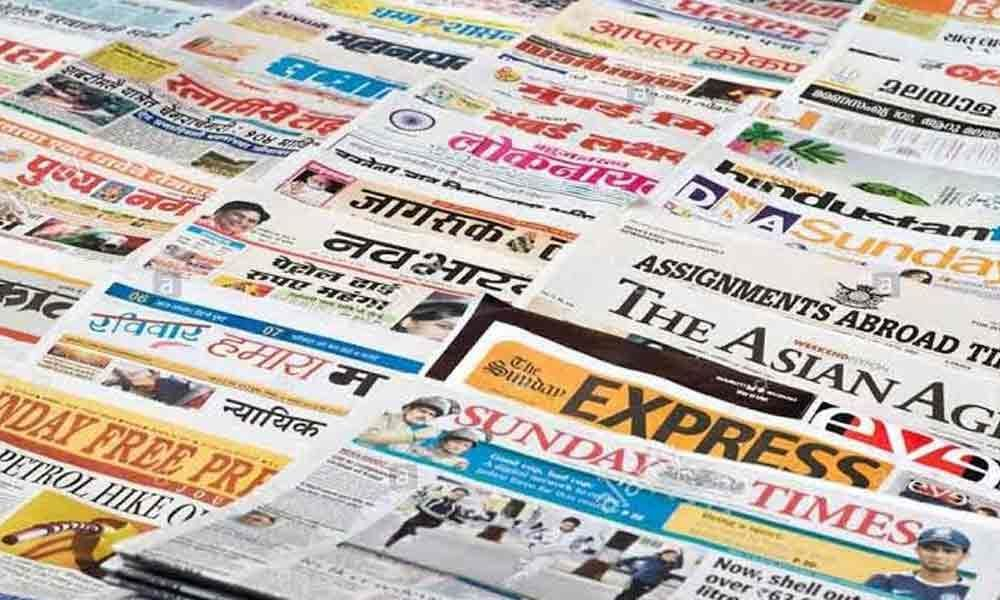 Fourth estate: From informer to propagator
