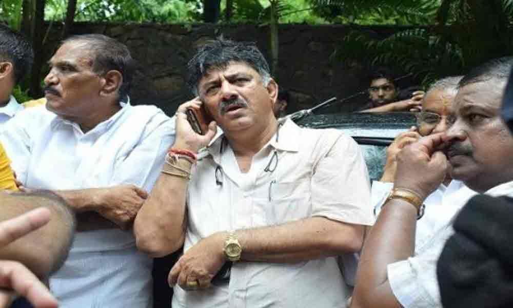 ED gets 10-day custody of Shivakumar